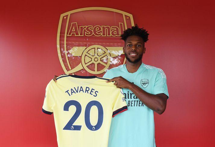 Nuno Tavares er genginn til liðs við Arsenal.