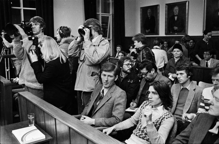 Dómur féll í Hæstarétti 22. febrúar 1980, fyrir 38 árum.