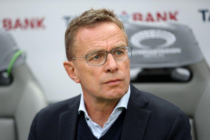 Rangnick stýrði RB Leipzig á síðasta tímabili.