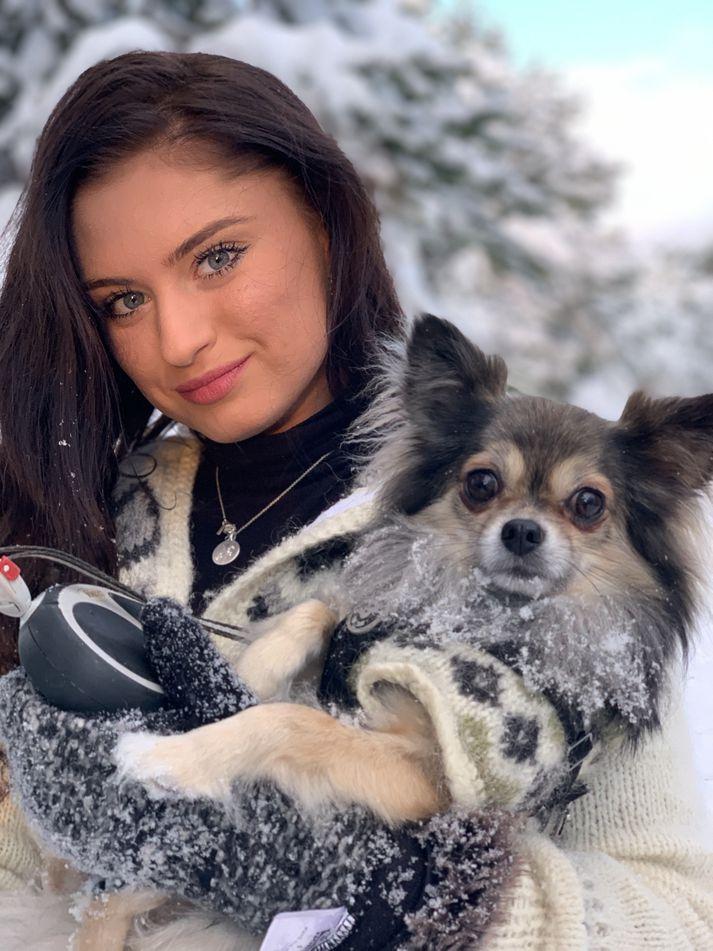 Tanja Rós Viktoríudóttir tekur þátt í Miss Universe Iceland 2019