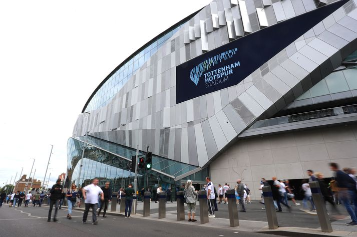 Tottenham tekur á móti Chelsea í ensku úrvalsdeildinni á Tottenham Hotspur leikvangnum þann 19. september næstkomandi.