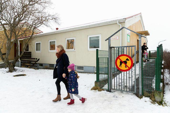 Leikskólagjöld eru lægst í Reykjavík af þeim fimmtán sveitarfélögum sem voru skoðuð.