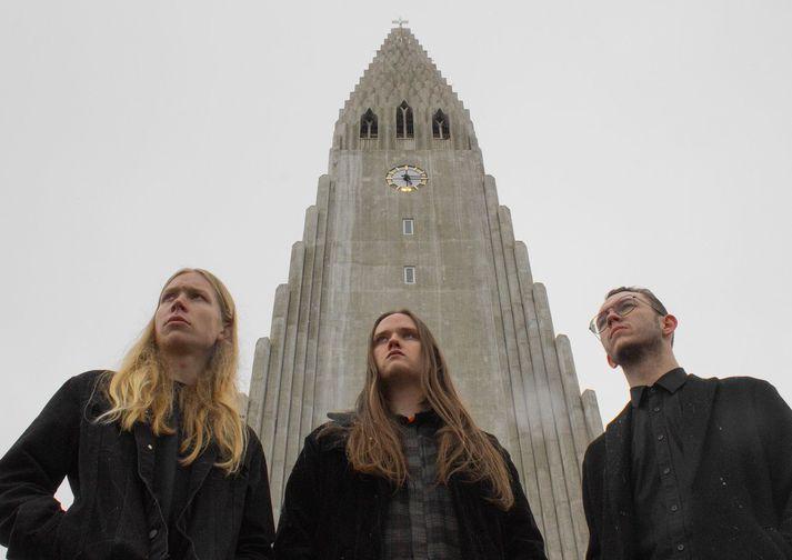 Nýtt myndband frá Blóðmör frumsýnt á Vísi í dag.