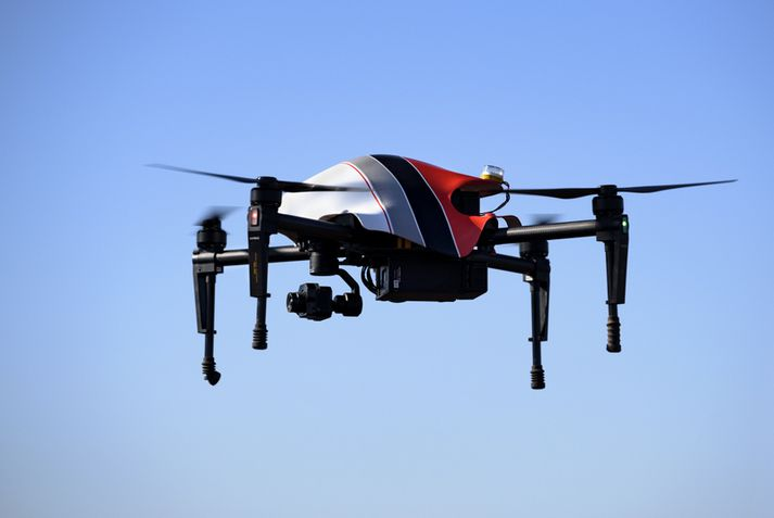 Dróni.