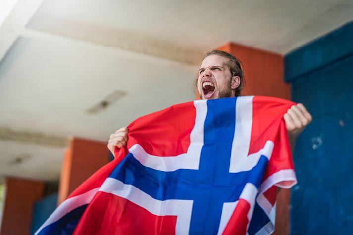 Norðmenn hafa ástæðu til að fagna enda virðist fjárhagsstaða norska ríkisins nokkuð traust.
