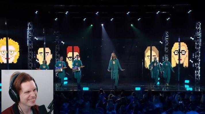 Daði og Gagnmagnið komast inn í yfirferðina hjá þessum Eurovision-sérfræðingi.