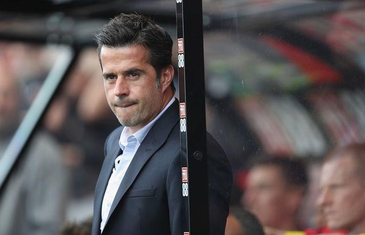 Marco Silva er eftirsóttur innan herbúða Everton