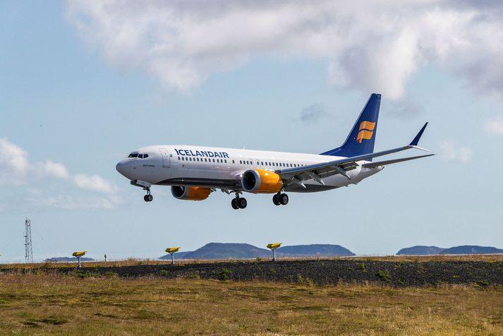 Frá og með laugardeginum fer enginn inn í Icelandair-vél nema með fullgilt vottorð um að hann sé ekki með Covid-19.