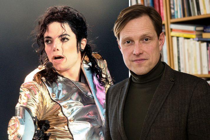 Henry Alexander Henrysson hjá Siðfræðistofnun HÍ segist gruna að tónlist Michael Jackson muni hverfa af spilunarlistum stærstu fjölmiðla á næstunni.