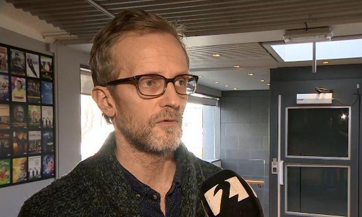 Viðar Halldórsson prófessor í félagsfræði við Háskóla Íslands.