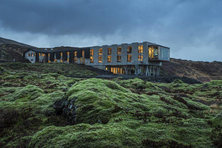 Sjálfbær maí á ION Adventure Hotel á Nesjavöllum.