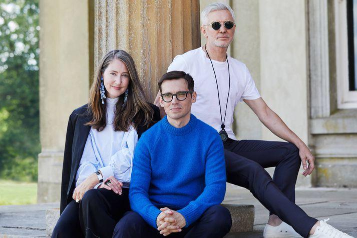 Ann-Sofie Johanson, Erdem Moralioglu og Baz Luhrmann