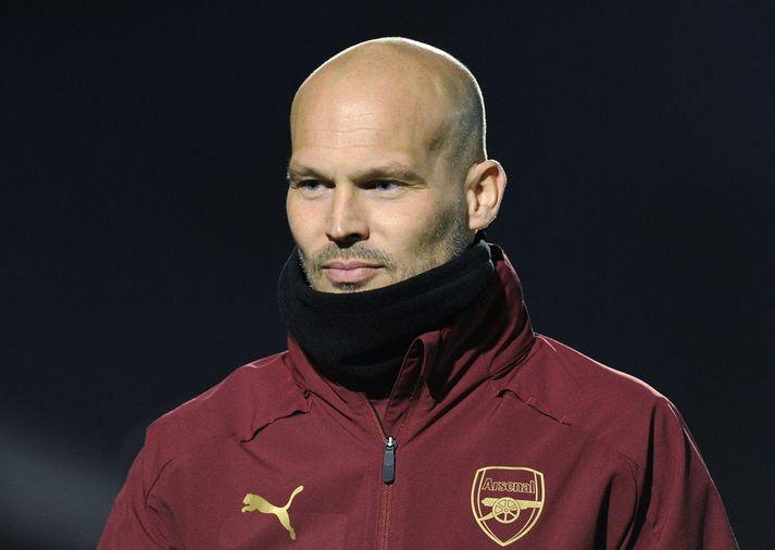 Ljungberg verður Unai Emery til aðstoðar hjá Arsenal.