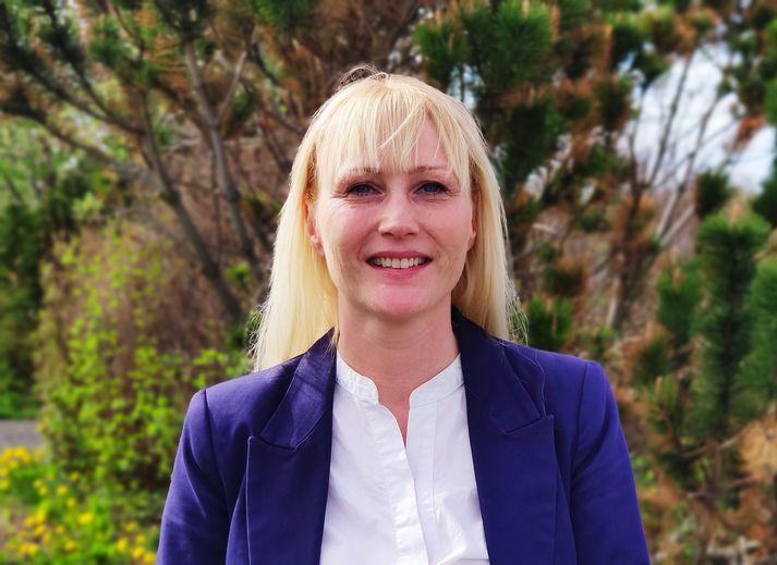 Sandra Brá Jóhannsdóttir, sveitarstjóri Skaftárhrepps.