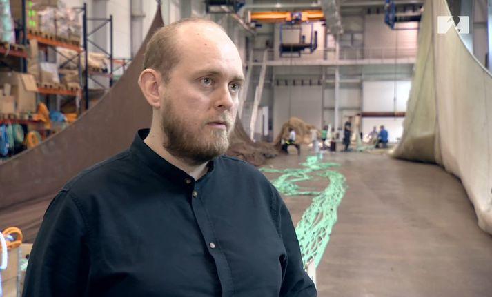 Hrafn Bjarnason er gæða- og verkefnisstjóri hjá Egersund á Eskifirði.