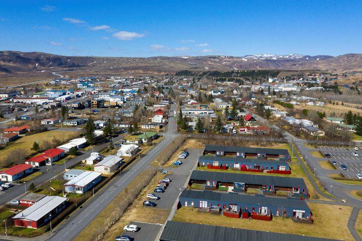 Líkamsárásin átti sér stað í Hveragerði í desember 2019.