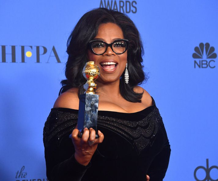 Oprah Winfrey, forseti Bandaríkjanna?