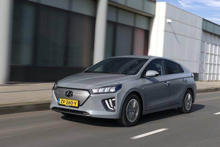 Nýr Hyundai Ioniq