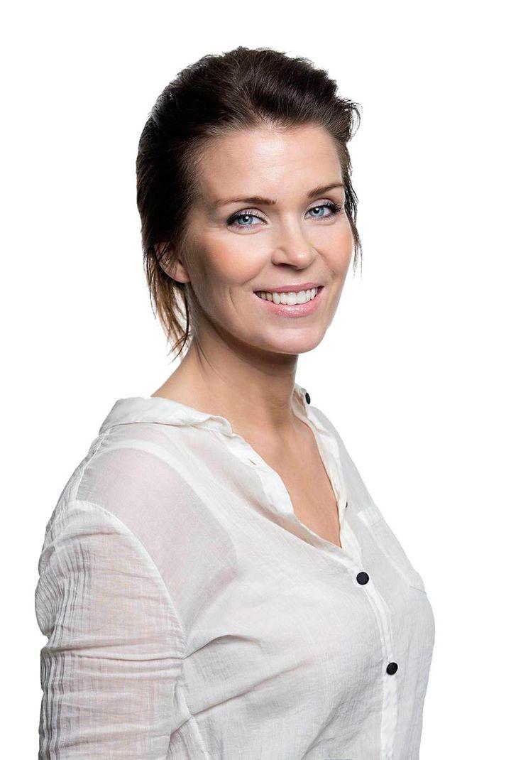 Petrea Ingileif Guðmundsdóttir.