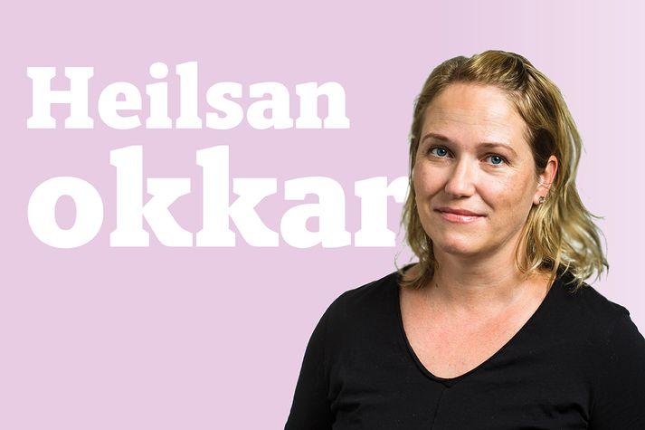 Jóhanna E. Torfadóttir næringarfræðingur og doktor í lýðheilsuvísindum