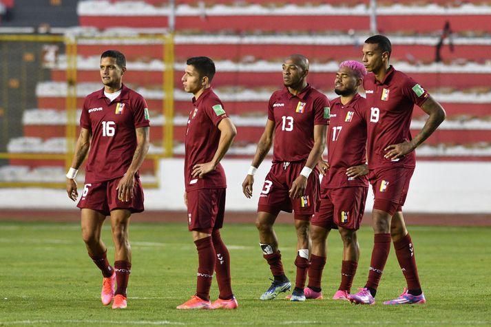 Venesúela mætir Brasilíu í fyrsta leik liðsins á Copa America í kvöld.