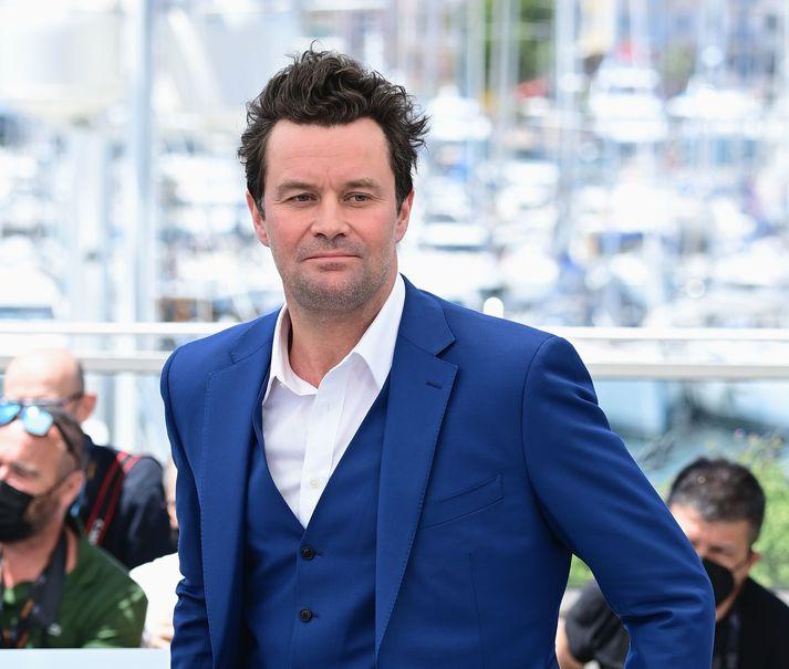 Björn Hlynur sagði sig frá Witcher-þáttunum en hann er núna staddur á kvikmyndahátíðinni í Cannes í Frakklandi.