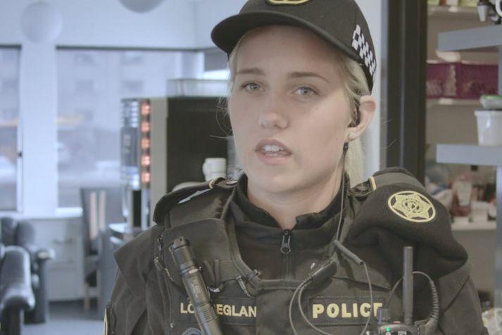 Selma Dögg Björgvinsdóttir.