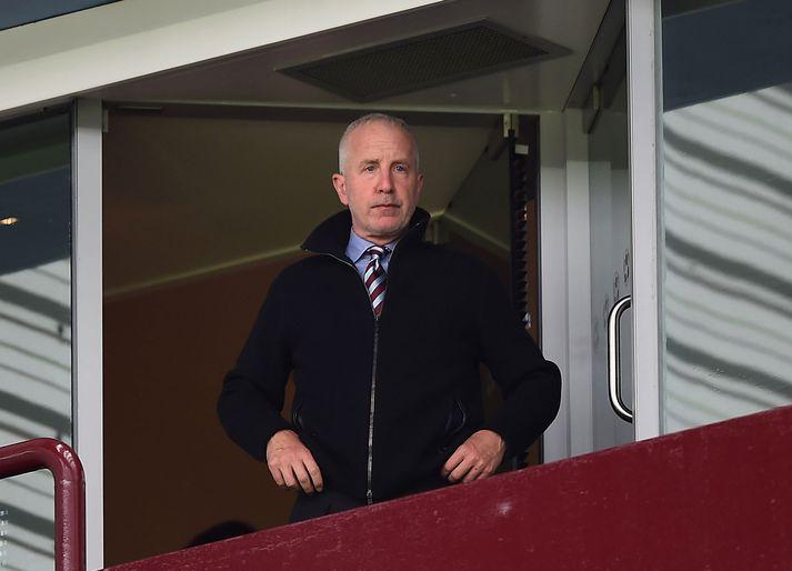 Lerner var eigandi Aston Villa á árunum 2006-16.
