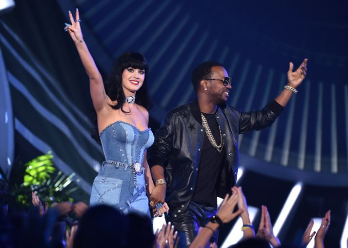 Katy Perry og Juicy J.
