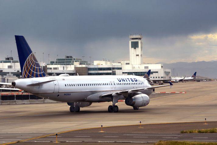 United Airlines er nú þegar með nokkrar Airbus-vélar í flota sínum.