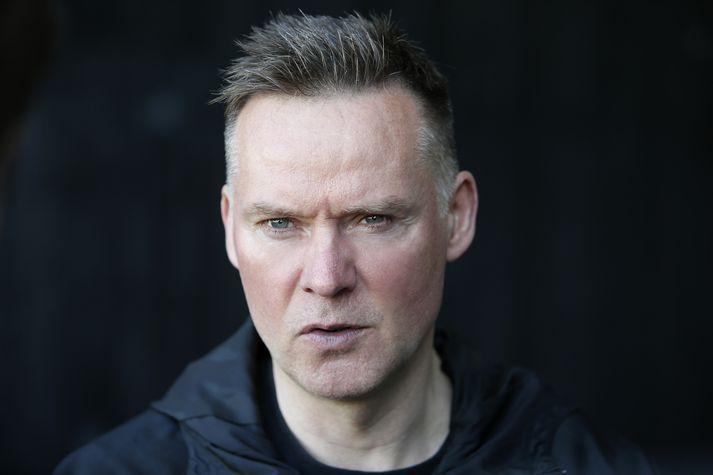 Heimir Guðjónsson er þjálfari HB.