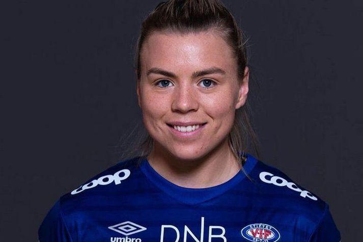 Ingibjörg komVålerenga á bragðið í kvöld.