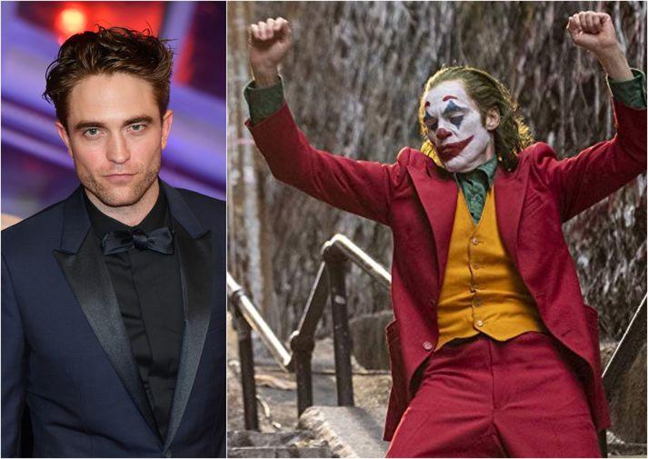 Robert Pattinson mun leika Batmna í næstu mynd en Joaquin Phoenix leikur Jókerinn í mynd sem er væntanleg í október.