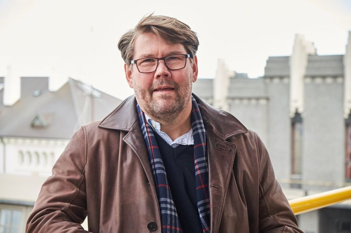 Guðbrandur Sigurðsson, framkvæmdastjóri Heimavalla.
