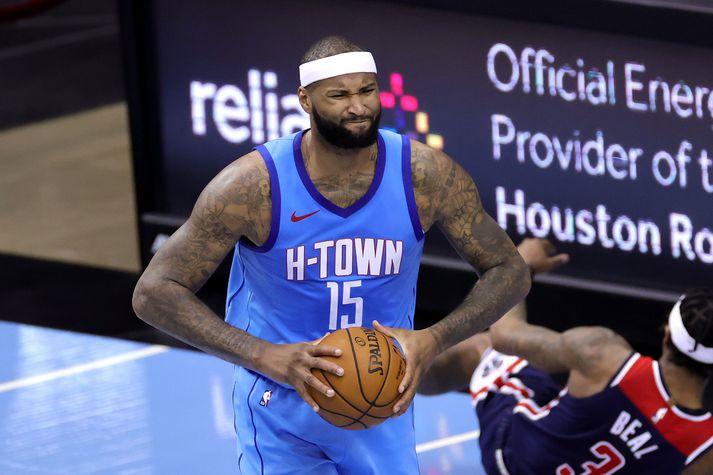DeMarcus Cousins hefur samið við Los Angeles Clippers til skamms tíma.