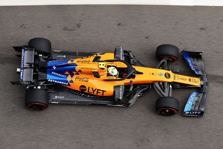McLaren munu skipta út Renault vélinni og fara yfir í Mercedes árið 2021.