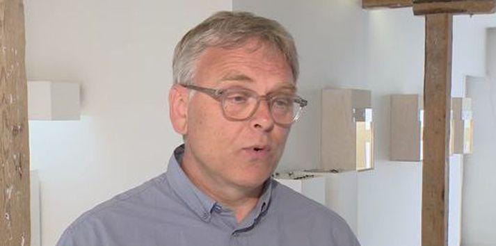 Erling Jóhannesson, formaður Bandalags íslenskra listamanna.