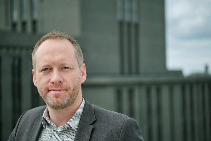 Guðmundur Ingi Guðbrandsson.