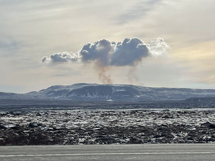 Átta voru kærðir fyrir of hraðan akstur á Suðurnesjum í vikunni.