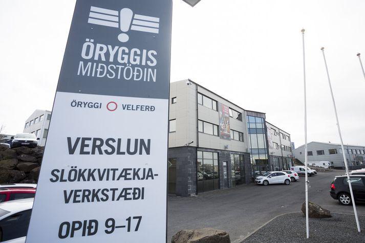 Öryggismiðstöðin fékk skömm í hattinn frá Neytendastofu.
