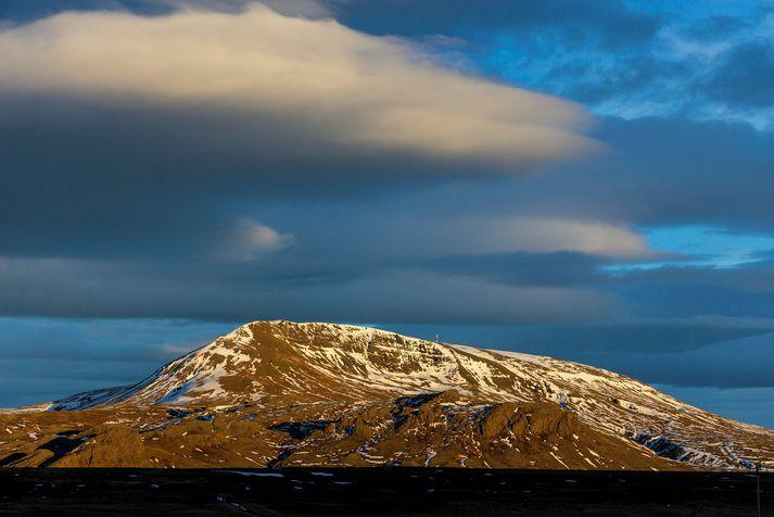 Það verður tiltölulega rólegt veður þessa vikuna samkvæmt hugleiðingum veðurfræðings.