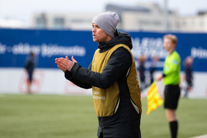 Halldór Jón Sigurðsson.