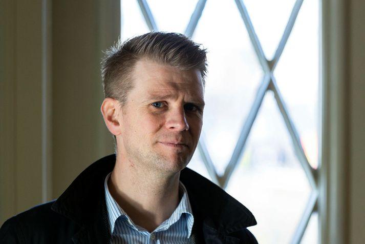 Viðar Þorsteinsson er framkvæmdastjóri Eflingar.