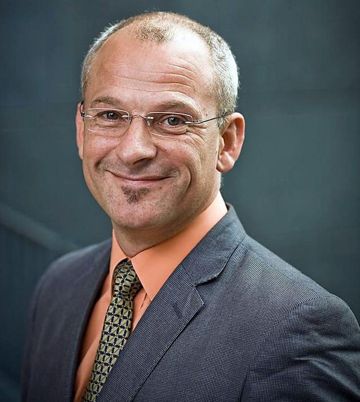 Eiríkur Hjálmarsson, upplýsingafulltrúi OR.