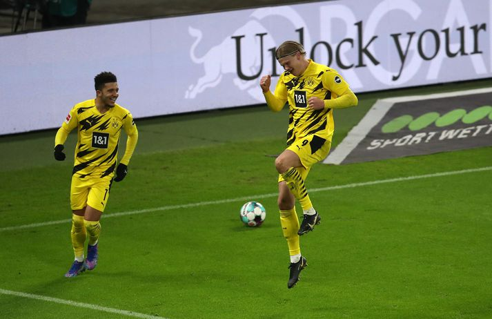 Það eru litlar líkur á að þessir tveir spili saman hjá Borussia Dortmund á næstu leiktíð.