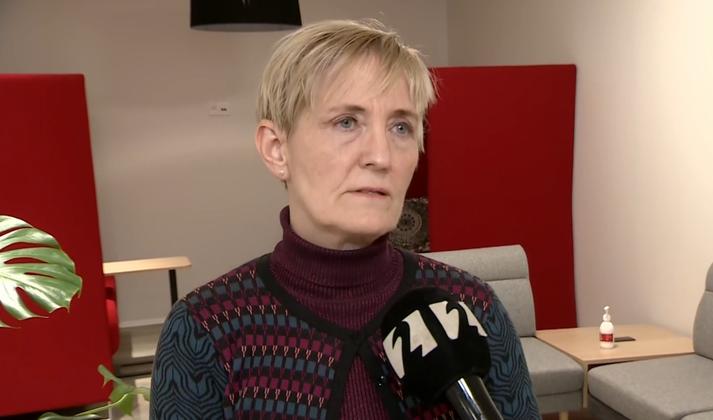 Harpa Ólafsdóttir er formaður samninganefndar Reykjavíkurborgar.