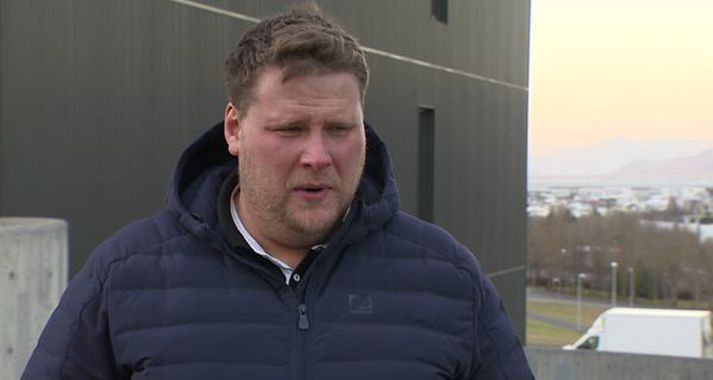 Róbert Geir, framkvæmdastjóri HSÍ, ræddi við Svövu Kristínu í blíðskaparveðri fyrr í dag.