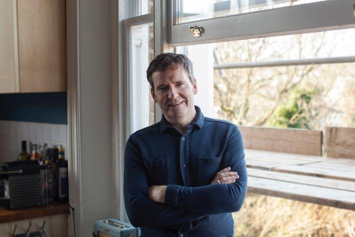 Simon Cox fékk málið á heilann eins og margir aðrir.