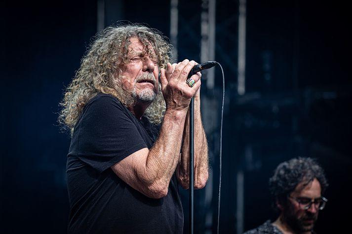 Led Zeppelin aðdáendur bíða líklega spenntir eftir kvöldinu.