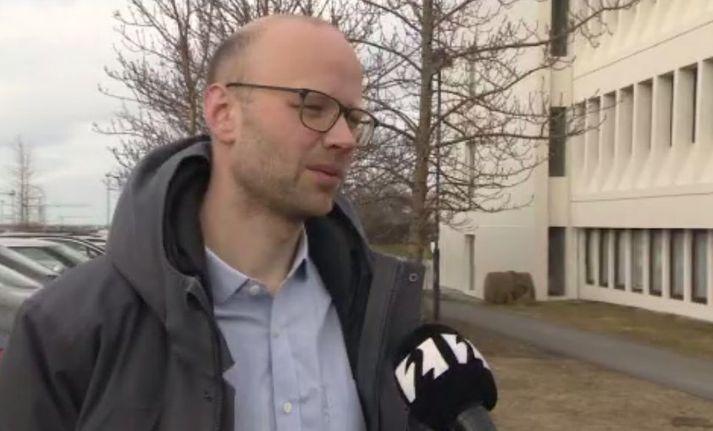 Magnús Davíð Norðdahl, lögmaður.